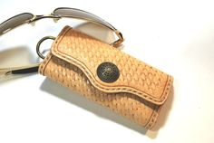 Genuine leather key case by questkit on Etsy, $79.00