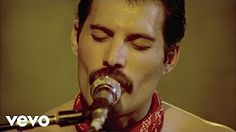 Queen - We Are the Champions (Live Aid, Wembley Stadium, 1985) - YouTube