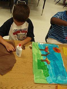1st Grade-landscapes