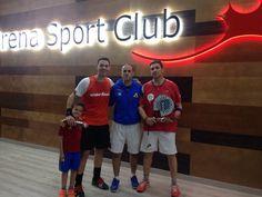 Campeones del Premio de Consolación, Juan Benitez y Rubén Corrochano