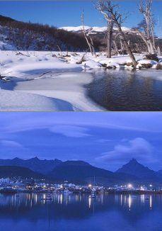 """Ushuaia es una ciudad argentina, capital de la provincia de Tierra del Fuego, Antártida e Islas del Atlántico Sur. Se la conoce como """"La ciudad del Fin del Mundo"""", por ser la ciudad más austral del planeta. A partir de este concepto fue que se creó en ella el Museo del Fin del Mundo."""