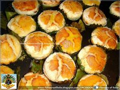 """There are two types of bingka  I've grown up with. First is the flat and """"coconutty"""" ( with lots of buko strips) bingka  made famous by the..."""