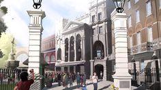 Universal Orlando, Diagon Alley 2014, Hogwarts Express  scenes
