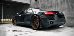 Audi R8. The rims are a bit too big but wouldn't mind owning it.