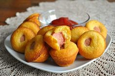 Mini corndog muffins!!