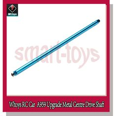 Upgrade Metal A949 Centre Drive Shaft A949-17 Drive Joint for Wltoys A949 A959 A969 A979 1/18 RC Car Spare Parts