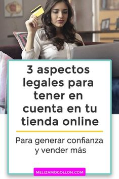 Tienda online: Aspectos legales para tener en cuenta en tu negocio #negociosdigitales #emprender #emprenderonline #marketingdigital #tiendaonline Facebook Marketing, Social Marketing, Affiliate Marketing, Online Marketing, Digital Marketing, Learning Styles, Learning Tools, Make Money Online, How To Make Money