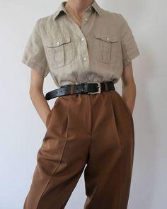 Style Fashion Tips outfit.Style Fashion Tips outfit Hipster Outfits, Mode Outfits, Retro Outfits, Vintage Outfits, Casual Outfits, Vintage Fashion, Simple Outfits, Fall Outfits, Summer Outfits