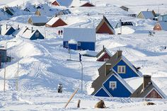 Winter in Ittoqqortoormiit