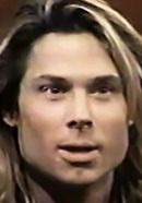 Kato Kaelin, portrayed by Billy Magnussen on The People v. O.J. Simpson TV show. We fact-checked the TV show here: http://www.historyvshollywood.com/reelfaces/people-v-oj-simpson/