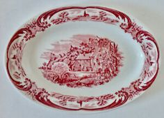 Tout Rose, Oeuvre D'art, Decorative Plates, Tableware, Plate, Porcelain, Dinnerware, Tablewares, Dishes