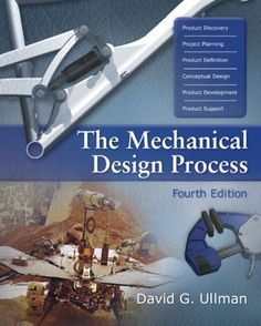 Download free The Mechanical Design Process (McGraw-Hill Series in Mechanical Engineering) pdf