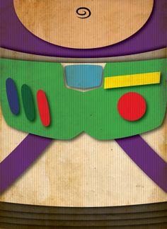 #toystory  #buzz  #トイストーリー  #バズ #Minimal_Design Disney Toys, Disney Crafts, Disney Art, Disney Movies, Toy Story Theme, Toy Story Party, Toy Story Birthday, Cumple Toy Story, Festa Toy Story