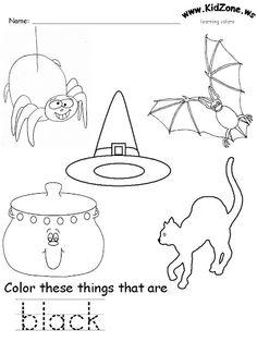 Gray Worksheet Preschool & Crafts Pinterest