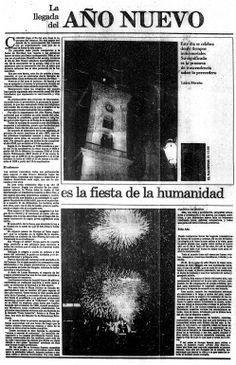 Publicado el 31 de diciembre de 1986