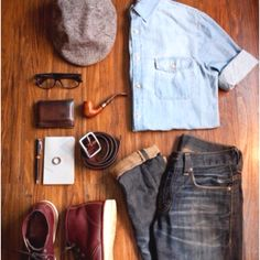 Feel Masculine? How accessories work for men!