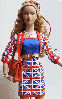 union jack barbie
