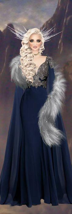 Elf 2, The Elf, Fantasy Art Angels, Cool Sketches, Covet Fashion, Victorian, Queen, Divas, Character