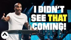 I Didn't See That Coming!   Pastor Dharius Daniels   Elevation Church - YouTube Arise And Shine, Inspirational Videos, See It, Word Of God, Self Help, Spirituality, Faith, Teaching, Words