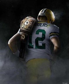 Is the greatest QB of all time? Packers Baby, Go Packers, Packers Football, Football Boys, Football Season, Green Bay Packers, Football Players, Aaron Rogers, Rodgers Green Bay