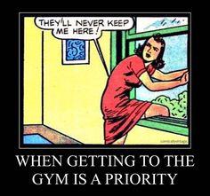 #GymMeme