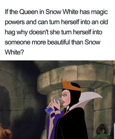These 'Deep' Disney Thoughts Are Actually On Point