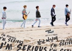 DAY6 <Every DAY6 April> Teaser Image  #DAY6 #EveryDAY6  #ImSerious
