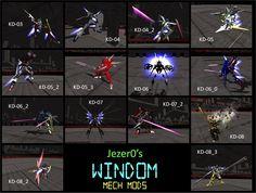 Ultimate knight windom xp mods