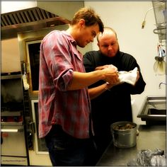 Chef Chris at Ports of Call Bistro in Southport teaches Josh how to shuck an oyster. Spark Book, Nicholas Sparks Novels, Walk To Remember, Oak Island, Safe Haven, Josh Duhamel, Southport, Filming Locations, North Carolina