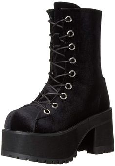 b7cc6a2ccec2 Demonia Women s Ranger-301 Ankle Boot    For more information