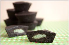 Raw Vegan Thin Mints By GreenChef Callie England
