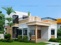 3 Concepts Of 3 Bedroom Bungalow House.One Storey House Design 2015002 Pinoy House Designs. Mateo Four Bedroom Two Story House Plan Pinoy House Plans. The Golden Ways Modern Bungalow House Plans, Bungalow House Design, House Floor Plans, Bungalow Designs, Two Storey House Plans, One Storey House, Simple House Design, Modern House Design, Deck Design