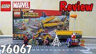 Lego Doctor Strange Sanctum Sanctorum 76060 Review  #lego #marvel #summer2016 #76060 #doctorstrange