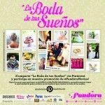Â¡Crea la boda de tus sueños vía Pinterest, compártela con Pandora y automáticamente tienes la oportunidad de ganar fabulosos premios para realizar tu boda! Dinámica de participación:…