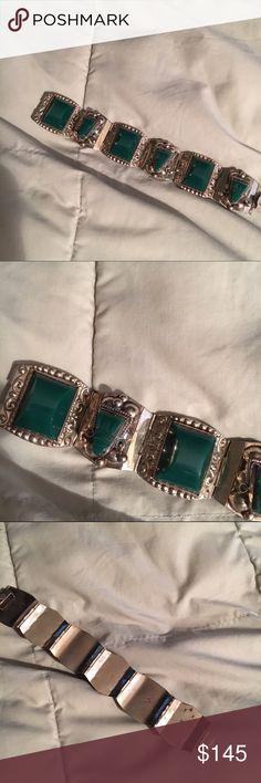Vintage taxco sterling silver bracelet Vintage taxco sterling silver bracelet Vintage Jewelry Bracelets