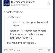 Smooth as fuck