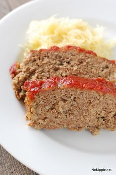 Meatloaf recipe - so good! | NoBiggie.net