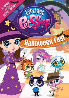 One Momma Saving Money: Littlest Pet Shop: Halloween Fest out now on DVD Halloween Movies, Halloween Night, Spirit Halloween, Baby Halloween, Halloween Themes, Halloween Costumes, Halloween Stuff, Little Pet Shop, Little Pets