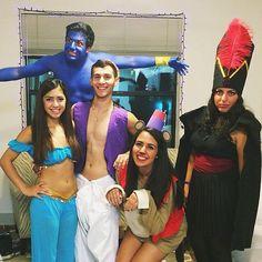 aladdin cast aladdin castdisney princess halloween costumesaladdin - Disney Princess Halloween Costumes Diy