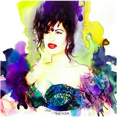 These Works Of Art Inspired By Selena Quintanilla Are Staggeringly Beautiful