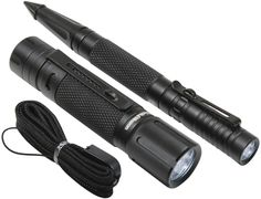 Smith & Wesson Delta Compact Tactical Flashlight & Penlight Combo
