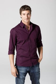 Daniel Lissing - Perfect as Denny in Thoughtless. He's even an Aussie.