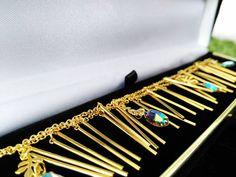 """Themisto Bracelet"" by La Fiancée du Facteur // French Jewelry Design // www.lafianceedufacteur.com"