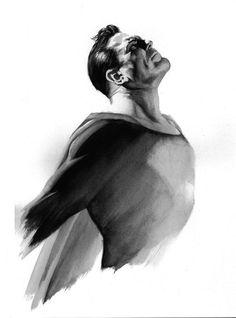 Superman by Alex Ross