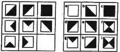 Ein IQ-Test mit Zahlenfolgen, Grafik-Analogien, Logik, Faltvorlagen, Textaufgaben, Schätzaufgaben, Sprachvermögen, etc. Company Logo, Templates