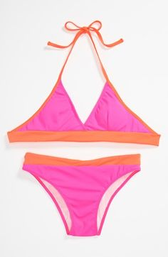 To The 9'S Two Piece Swimsuit (Big Girls) available at #Nordstrom