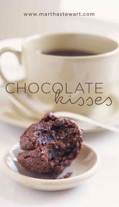 Chocolate Kisses | Martha Stewart Living