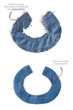DIY baby cowboy dress - Tutorial and pattern - Her Crochet Girls Frock Design, Baby Dress Design, Kids Dress Patterns, Baby Clothes Patterns, Toddler Boy Fashion, Kids Fashion, Fashion Outfits, Fashion Boots, Dresses Kids Girl