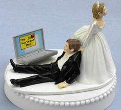 15 Long Distance Relationship Wedding Cake Ideas