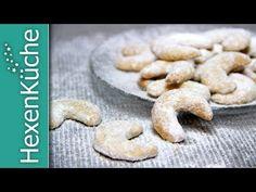 Vanillekipferl « dieHexenküche.de   Thermomix Rezepte Chutneys, Pampered Chef, Cookies, Desserts, Wafer Cookies, Candy, Food And Drinks, Food Food, Kuchen